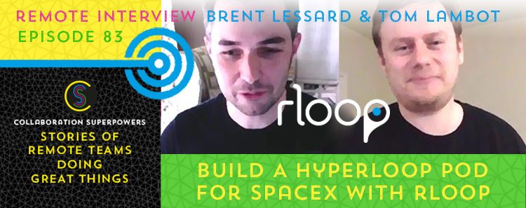 83 - Build a hyperloop for SpaceX with rLoop