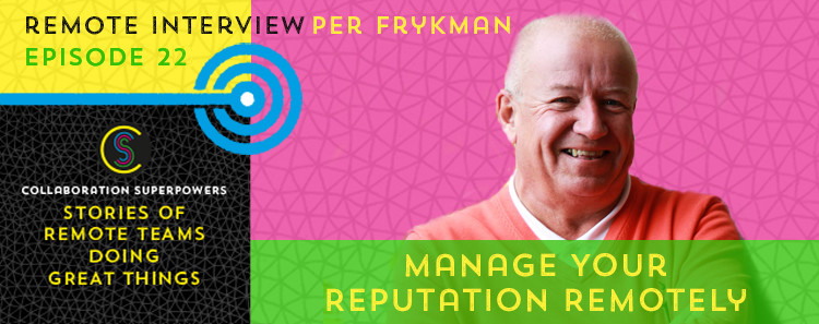 22 - Per Frykman on the Collaboration Superpowers podcast