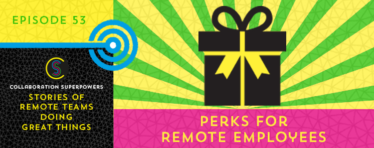 53-perks for remote employees