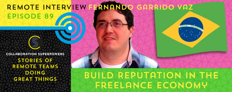 Fernando Garrido Vaz on the Collaboration Superpowers podcast