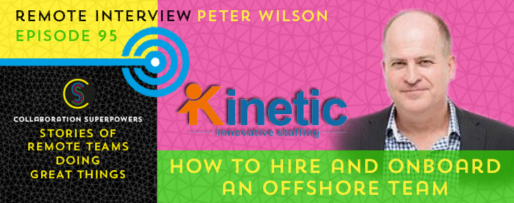 95 – How To Hire And Onboard An Offshore Team With KIStaffing