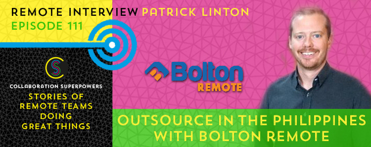 Patrick Linton on the Collaboration Superpowers podcast