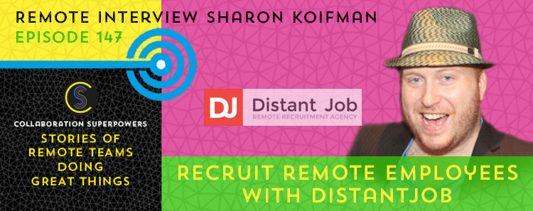 147 - Sharon Koifman on the Collaboration Superpowers podcast
