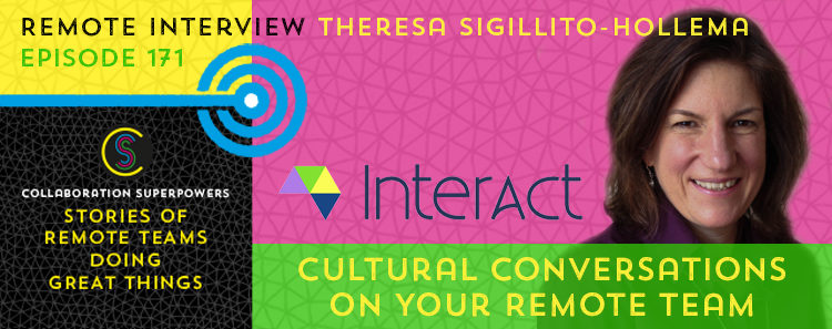 171 - Theresa Sigillito Hollema on the Collaboration Superpowers podcast