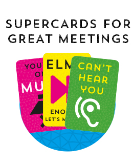Collaboration Supercards - cards for better online meetings