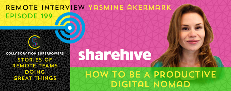 199 – How To Be A Productive Digital Nomad