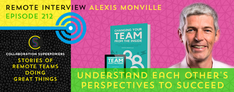 212 – Understand Each Other's Perspectives To Succeed
