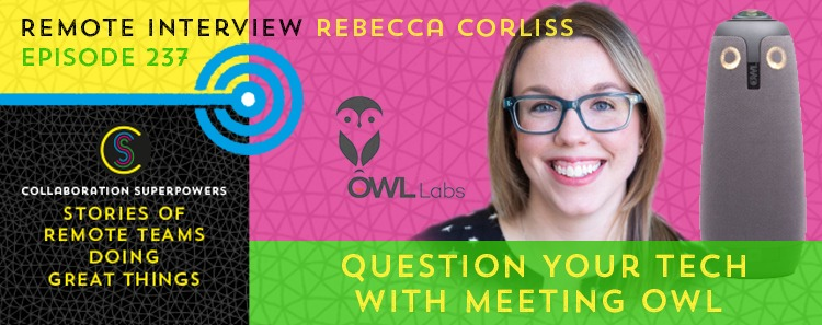 237 – Question Your Tech With Meeting Owl