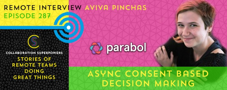 287 – Async Consent Based Decision Making